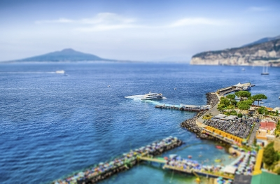 """View of the Vesuvius, Italy. Tilt-shift effect applied - <a href=""""https://marcorubinophoto.com/product/view-of-the-vesuvius-italy-tilt-shift-effect-applied"""">BUY NOW</a>"""