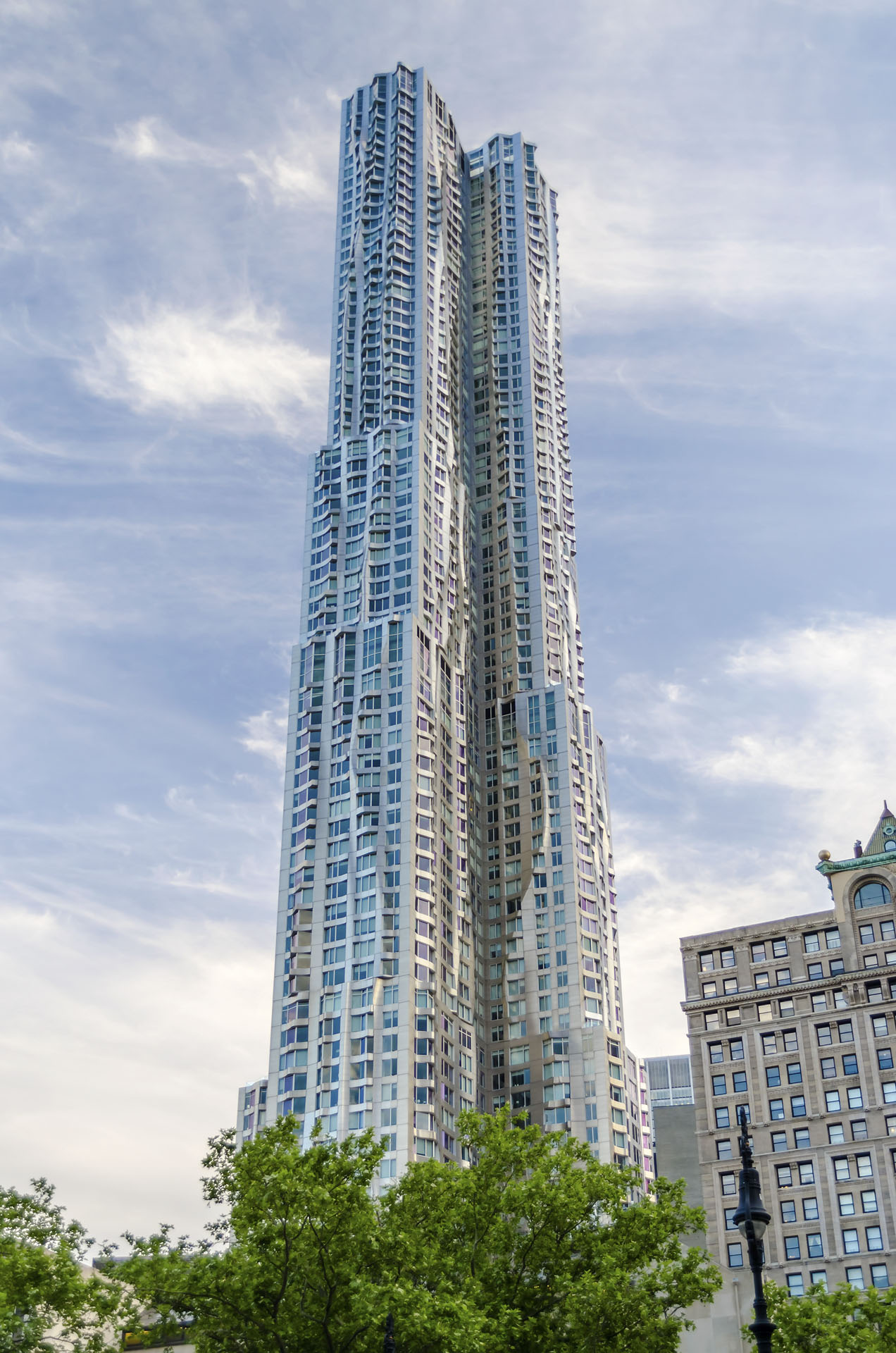 Beekman Tower, New York City, USA