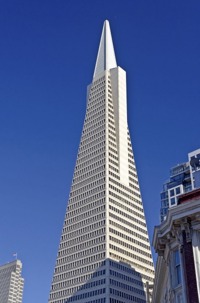 Transamerica Pyramid, San Francisco, USA