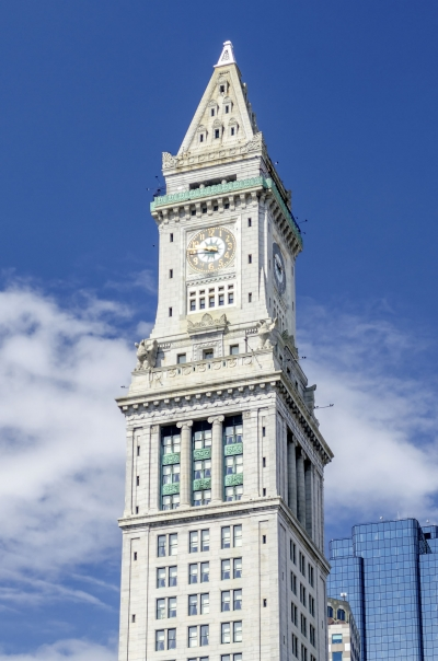 Custom House Tower, Boston, USA