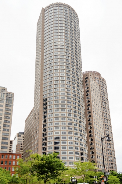 Skyscrapers in Boston, USA