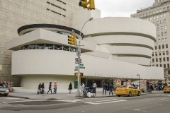Solomon R. Guggenheim Museum, New York City, USA