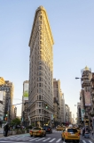 The Flatiron Building, New York City, USA
