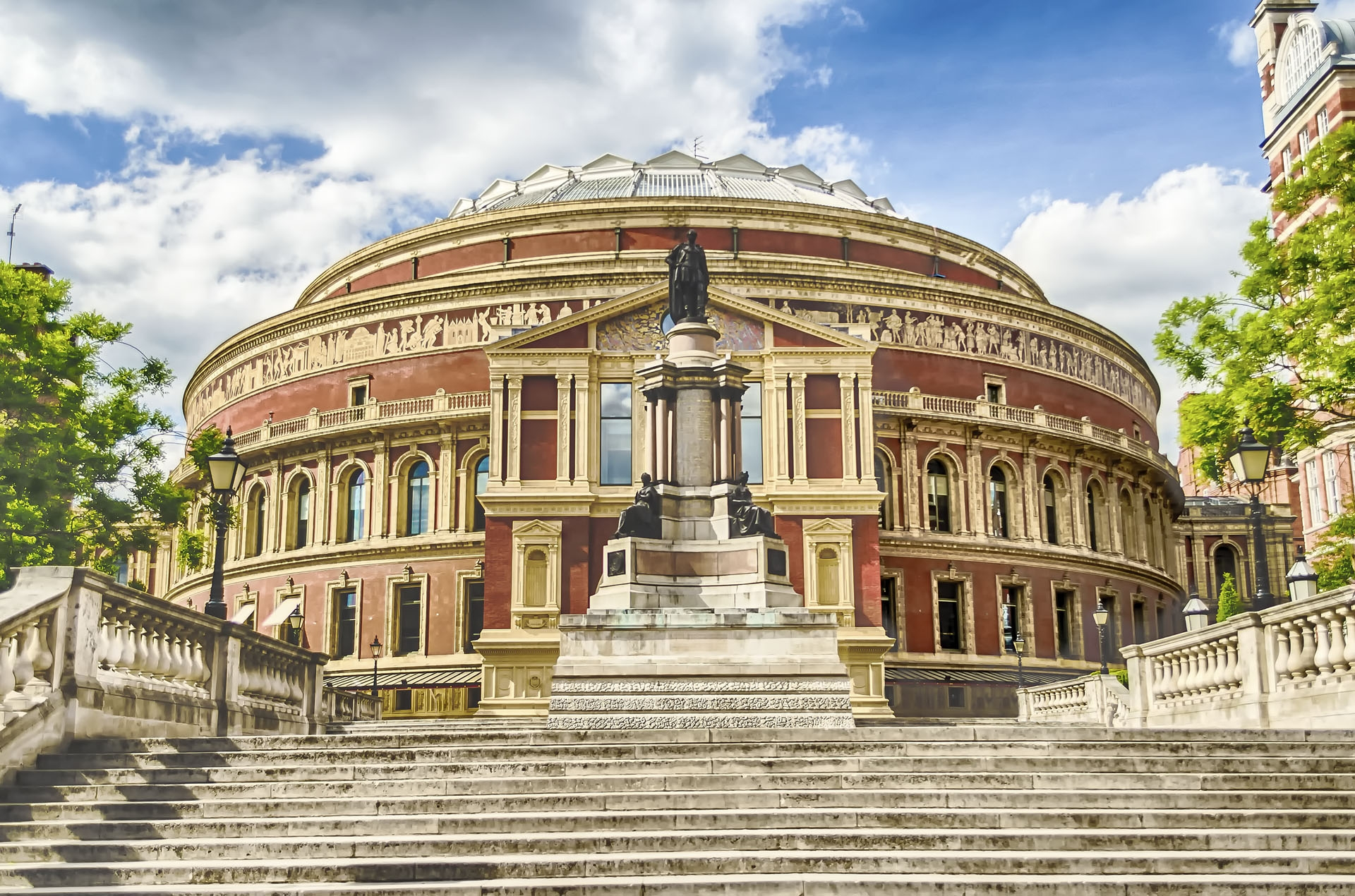The Royal Albert Hall, London, UK