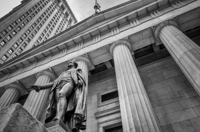 Federal Hall National Memorial, New York City, USA