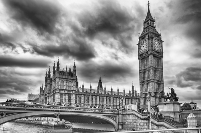 Palace of Westminster, Houses of Parliament, London, UK