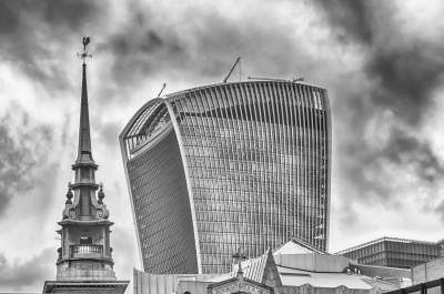 20 Fenchurch street, aka Walkie Talkie Tower, London, UK