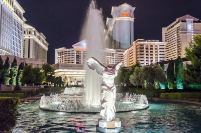 Caesars Palace Luxury Hotel and Casino in Las Vegas