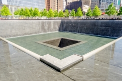 9/11 Memorial, New York City, USA