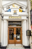 Twinings' shop on the Strand in central London