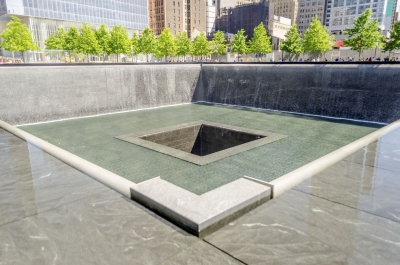 National September 11 Memorial, New York City, USA