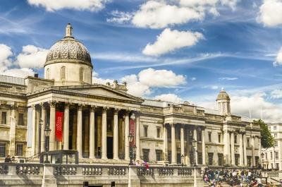 The National Gallery of London, UK