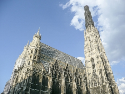 """St.Stephan Cathedral, Vienna, Austria - <a href=""""https://marcorubinophoto.com/product/st-stephan-cathedral-vienna-austria"""">BUY NOW</a>"""