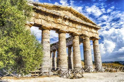 """Greek Temple of Segesta, Sicily, Italy - <a href=""""https://marcorubinophoto.com/product/greek-temple-of-segesta-sicily-italy-8"""">BUY NOW</a>"""