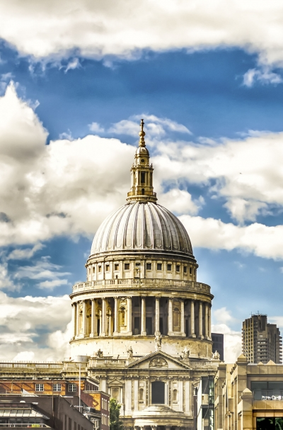 """St. Paul Cathedral, London, UK - <a href=""""https://marcorubinophoto.com/product/st-paul-cathedral-london-uk-3"""">BUY NOW</a>"""