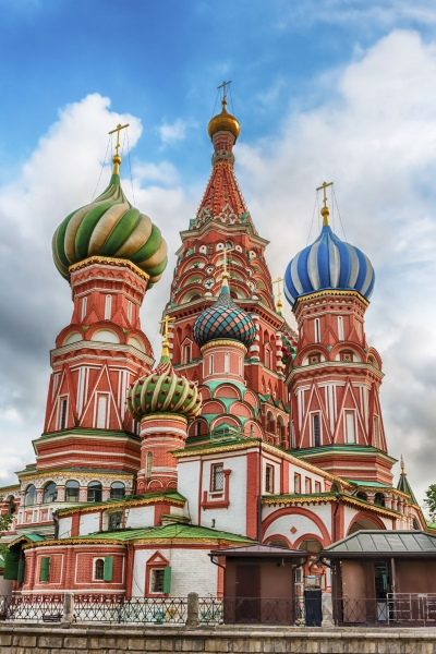 """Saint Basil's Cathedral on Red Square in Moscow, Russia - <a href=""""https://marcorubinophoto.com/product/saint-basils-cathedral-on-red-square-in-moscow-russia-6"""">BUY NOW</a>"""