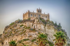 Church of Santa Maria dell'Isola, Tropea, Italy