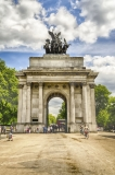 Wellington Arch, London, UK