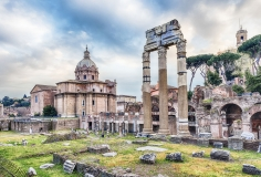 "Forum of Caesar ruins, Via dei Fori Imperiali, Rome, Italy - <a href=""https://marcorubinophoto.com/product/forum-of-caesar-ruins-via-dei-fori-imperiali-rome-italy"">BUY NOW</a>"
