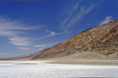 Badwater Basin, Death Valley National park, USA