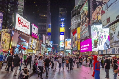 """Times Square at night, New York City, USA - <a href=""""https://marcorubinophoto.com/product/times-square-at-night-new-york-city-usa-2"""">BUY NOW</a>"""