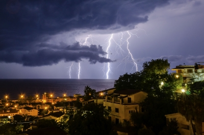 """Lightning over the sea - <a href=""""https://marcorubinophoto.com/product/lightning-over-the-sea-7"""">BUY NOW</a>"""