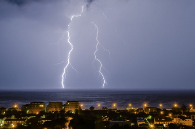 """Lightning over the sea - <a href=""""https://marcorubinophoto.com/product/lightning-over-the-sea-14"""">BUY NOW</a>"""