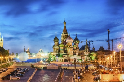 """Scenic view of the Red Square at dusk, Moscow, Russia - <a href=""""https://marcorubinophoto.com/product/scenic-view-of-the-red-square-at-dusk-moscow-russia-2"""">BUY NOW</a>"""