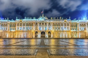 """Facade of the Winter Palace, Hermitage Museum, St. Petersburg, Russia - <a href=""""https://marcorubinophoto.com/product/facade-of-the-winter-palace-hermitage-museum-st-petersburg-russia-15"""">BUY NOW</a>"""