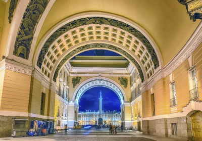 """Arch of the General Staff Building, St. Petersburg, Russia - <a href=""""https://marcorubinophoto.com/product/arch-of-the-general-staff-building-st-petersburg-russia-11"""">BUY NOW</a>"""