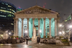 The Royal Exchange Building, London, UK