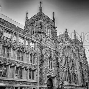 Abyssinian Baptist Church in Harlem district, New York City, USA