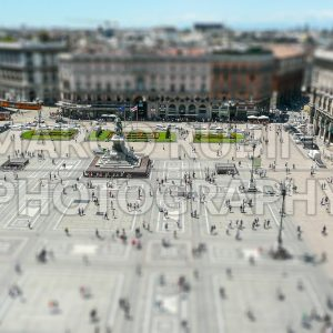 Aerial view of Piazza del Duomo, Milan, Italy - Marco Rubino | Photography - Inspiring imagery for creative projects