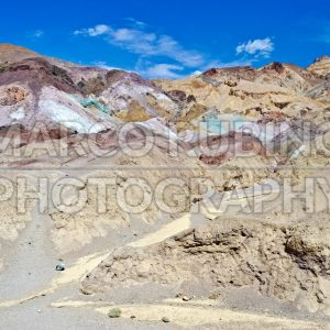 Artist's Palette, Death Valley, USA