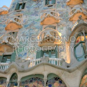 Casa Batlló, masterpiece of Antoni Gaudì, in Barcelona, Spain - Marco Rubino | Photography - Inspiring imagery for creative projects