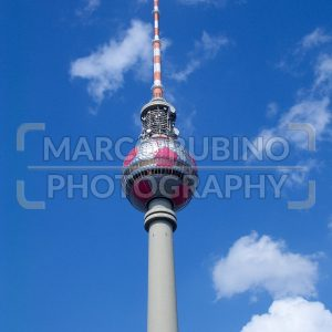 Fernsehturm – TV Tower, Berlin, Germany