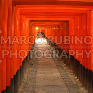 Fushimi-Inari Temple, Kyoto, Japan