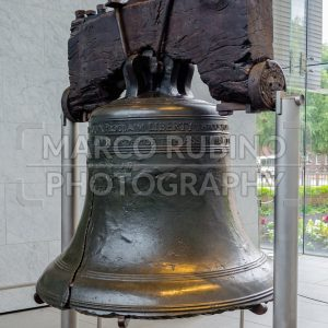Liberty Bell in Philadelphia, Pennsylvania, USA