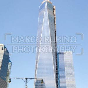 One World Trade Center, aka Freedom Tower, New York, USA