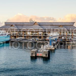 Port of Papeete, French Polynesia