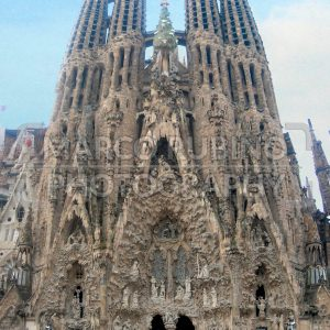 Sagrada Familia, Uncompleted Masterpiece by Gaudi, Barcelona, Spain - Marco Rubino | Photography - Inspiring imagery for creative projects