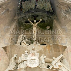 Sculptures at Sagrada Familia, Barcelona, Spain - Marco Rubino | Photography - Inspiring imagery for creative projects