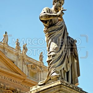 St. Peter's Monument, Rome, Italy
