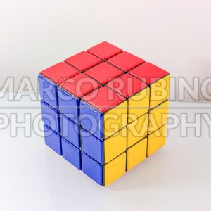 Successfully Solved Rubiks Cube