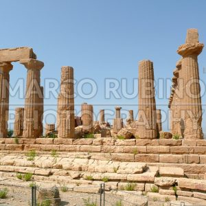 Temple of Juno Lacinia, Agrigento, Italy