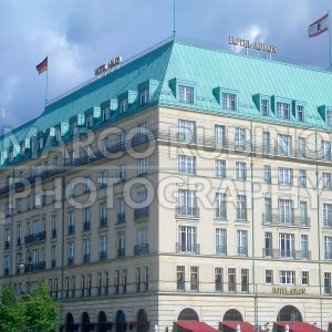 The Iconic Hotel Adlon in Berlin, Germany
