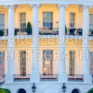 The White House in Washington DC, USA