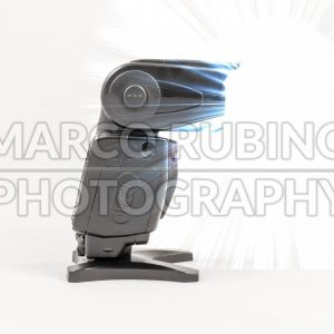 Unbranded external flash unit for DSLR camera