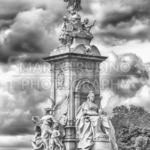 Victoria Memorial at Buckingham Palace, London, UK
