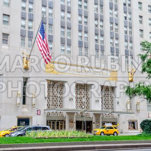 Waldorf Astoria Hotel in New York City, USA